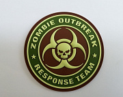 JTG Zombie Outbreak Response Team Patch Multicam