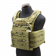 Flyye FAPC Gen.2 with Additional Mobile Plate Carrier Multicam