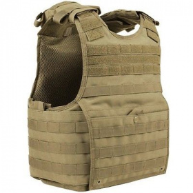 Condor Exo Plate Carrier Tan L/XL