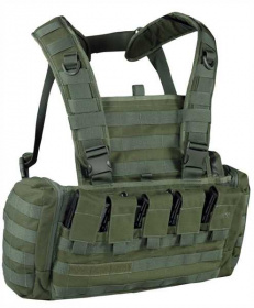 TT Chest Rig MKII M4 Olive
