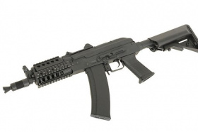 Cyma AKS74U with RIS & Crane Stock