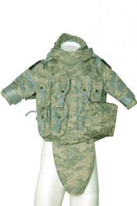 RT ACU OTV Interceptor Vest – Full Set