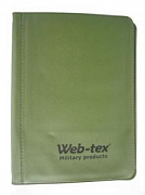 Web-tex Nirex A6 Folder Olive