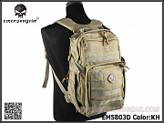 Emerson 21 Litre City Slim Backpack Khaki