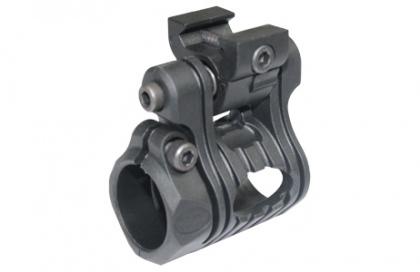 "CA Laser/Flashlight Mount for Pistols (0.98""-1.0"")"