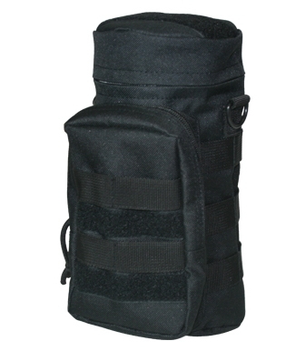 CA Upright Pouch Black