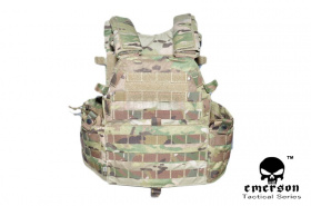 Emerson LBT6094A Style Tactical Vest Multicam