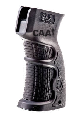 CAA Ergonomic Pistol Grip for AK/Vz.58 Black