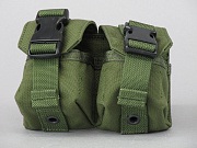 Pantac Dual Grenade Pouch Olive