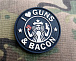 JTG Guns and Bacon Patch SWAT