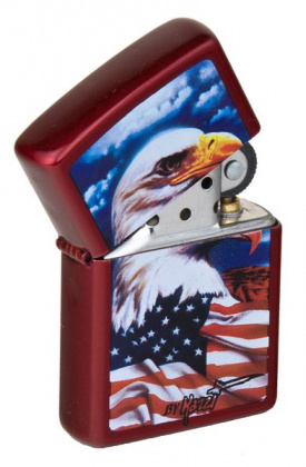 ZIPPO зажигалка freedom watch mazzi