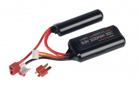 АКБ A123Systems LiFePo4 9,9V 1100 mAh универсал (original)