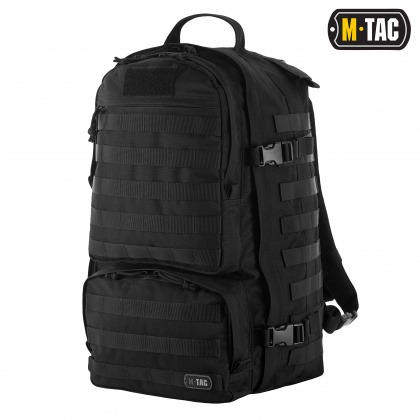M-Tac рюкзак Trooper Pack Black