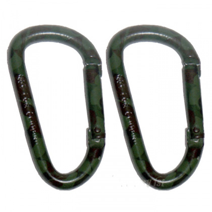 Highlander Military Karabiner Set Camo