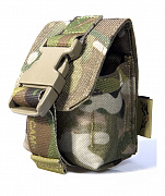 Flyye Single Frag Grenade Pouch Multicam