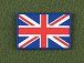 JTG UK Flag Large Patch Fullcolor