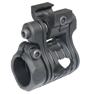 "CA Laser/Flashlight Mount for Pistols (0.76""-0.83"")"