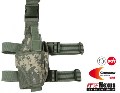 Guarder Tornado Tactical Thigh Holster (ACU)