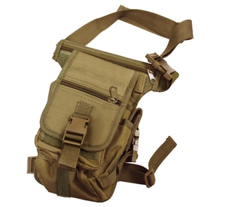 CA Tactical Thigh Pouch Khaki