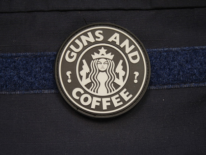 JTG Guns and Coffee Patch SWAT
