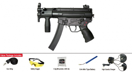 CA MP5K Sportline (value package)