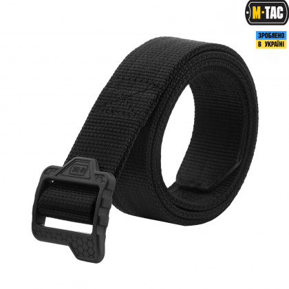 M-Tac ремень Double Duty Tactical Belt Hex Black