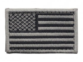 Condor USA Flag Velcro Patch FG
