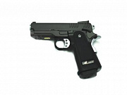 WE Hi-Capa 3.8 D-version Black GBB