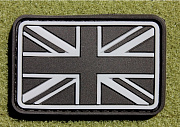 JTG UK Flag Small Patch SWAT