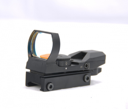 China made 4 Reticle Red Dot Sight