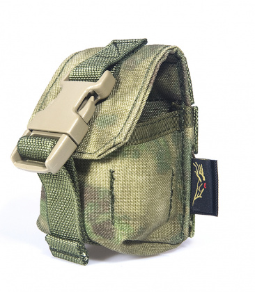Flyye Single Frag Grenade Pouch A-TACS FG