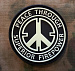 JTG Peace Patch GID