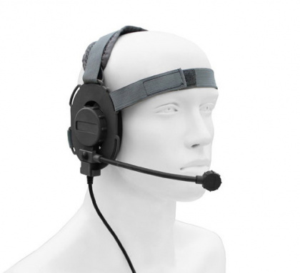 Element Z-Tac Bowman Evo III Headset FG