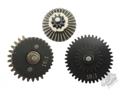 ZC Leopard 18:1 Machining Gear Set (3mm shaft)