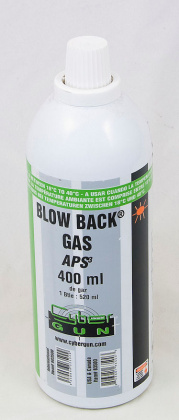CyberGun  Gas Blowback 520 ml.