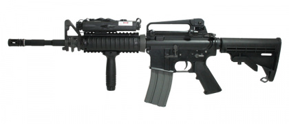 CA M15A4 R.I.S. Carbine (Blowback Version)
