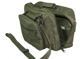 CA Tactical Executive Briefcase OD Green