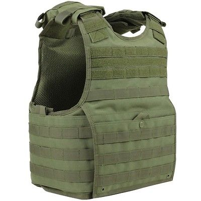 Condor Exo Plate Carrier OD L/XL