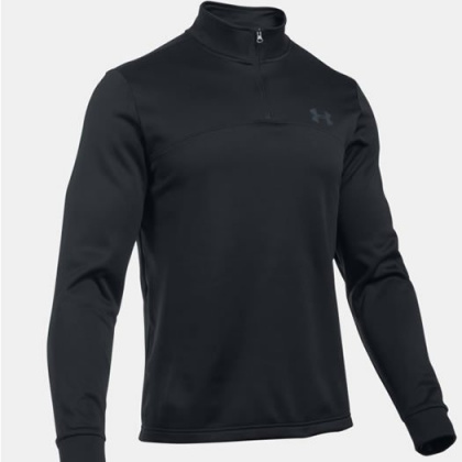 Under Armour толстовка Storm Armour Fleece 1/4 Zip Black