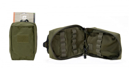 TT Base Medic Pouch Olive