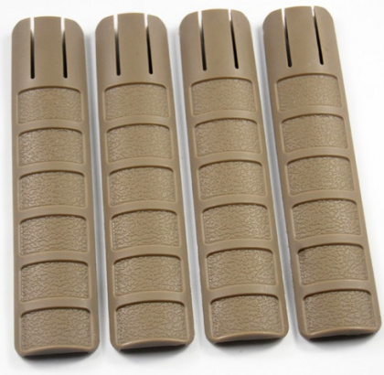 Element TangoDown Battle Grip Rail Cover TAN