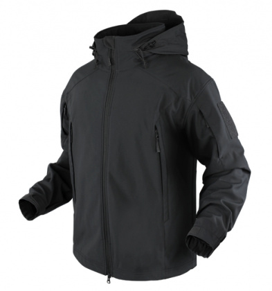 Condor Element Soft Shell Jacket Black