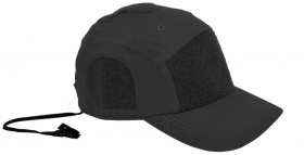 Hazard 4 бейсболка Privateer Panel Cap Black