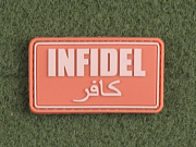 JTG Infidel Small Patch Desert