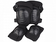 Emerson Military Knee/Elbow Pads Set Black