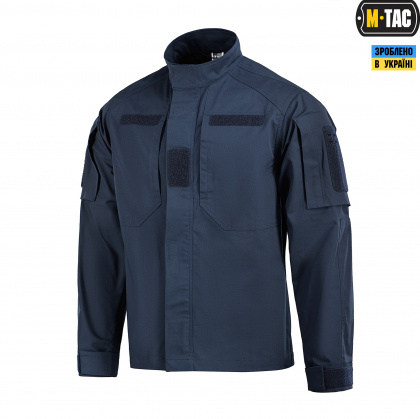 M-Tac китель Patrol Flex Dark Navy Blue