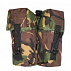 Highlander MLCE Double Ammo Pouch Spanish Buckles DPM