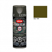 Krylon Fusion Camouflage Paint Spray Olive