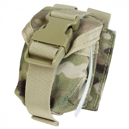 Condor Single Frag Grenade Pouch Multicam