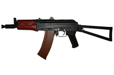 Kalash RK-01S AKS-74U (Steel / Wood)